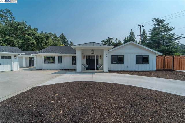 193 Love Ln, Danville, CA 94526 (#BE40920316) :: The Realty Society
