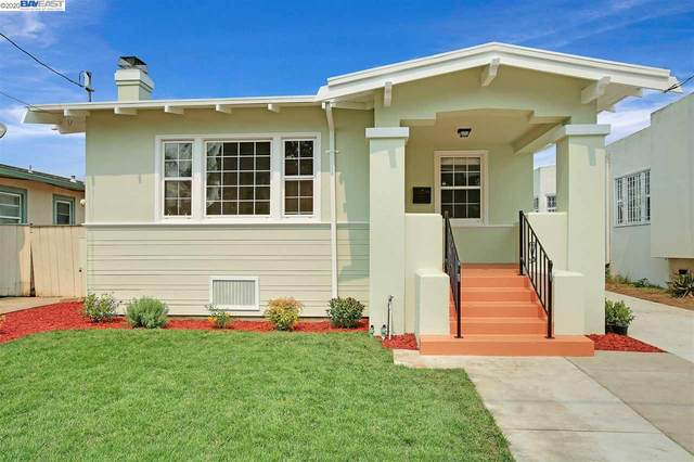 1745 87th, Oakland, CA 94621 (#BE40919776) :: The Sean Cooper Real Estate Group