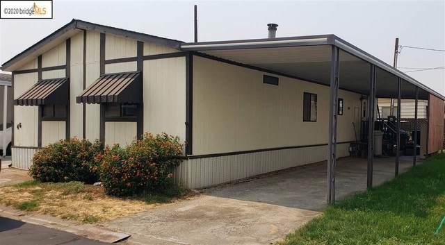 210 W Cypress Rd Trlr 4, Oakley, CA 94561 (#EB40920496) :: RE/MAX Gold