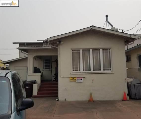 1340 58th Avenue, Oakland, CA 94621 (#EB40920522) :: Strock Real Estate