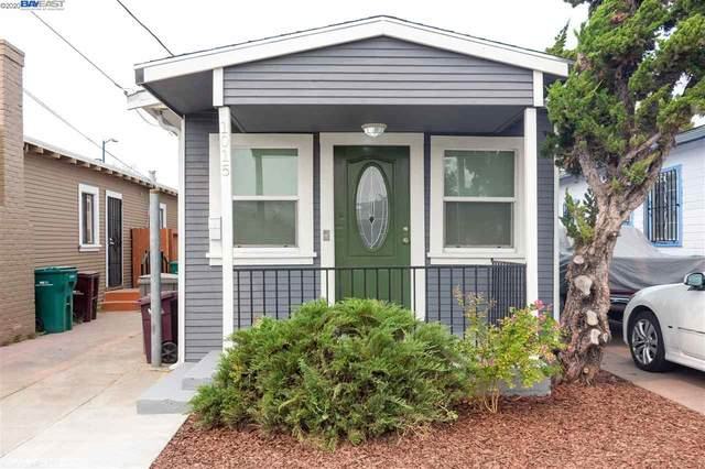 1015 75Th Ave, Oakland, CA 94621 (#BE40920538) :: The Sean Cooper Real Estate Group