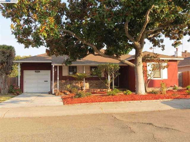 1232 Margery Avenue, San Leandro, CA 94578 (#BE40920546) :: The Sean Cooper Real Estate Group