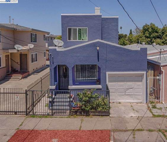 1519 Chanslor Ave, Richmond, CA 94801 (#BE40920547) :: Strock Real Estate