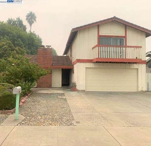3306 San Pedro Ct, Union City, CA 94587 (#BE40920559) :: Intero Real Estate