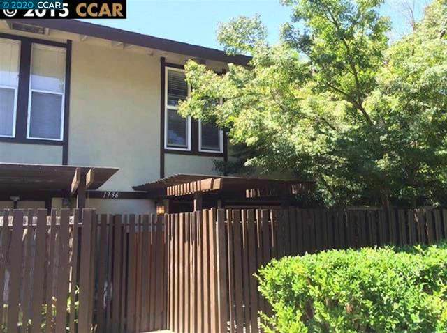 1736 Sapling Ct. D, Concord, CA 94519 (#CC40920556) :: The Realty Society