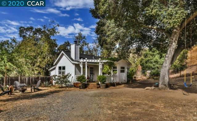11977 Foothill Rd, Sunol, CA 94586 (#CC40920581) :: The Realty Society