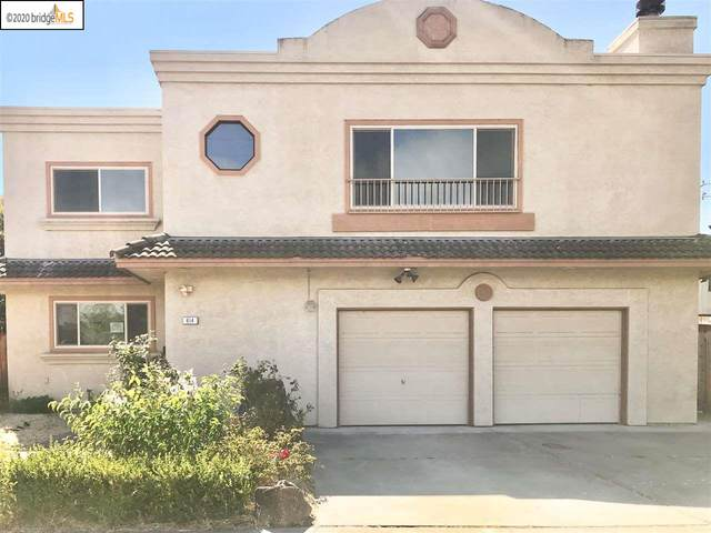 614 Green St, Martinez, CA 94553 (#EB40920623) :: Real Estate Experts
