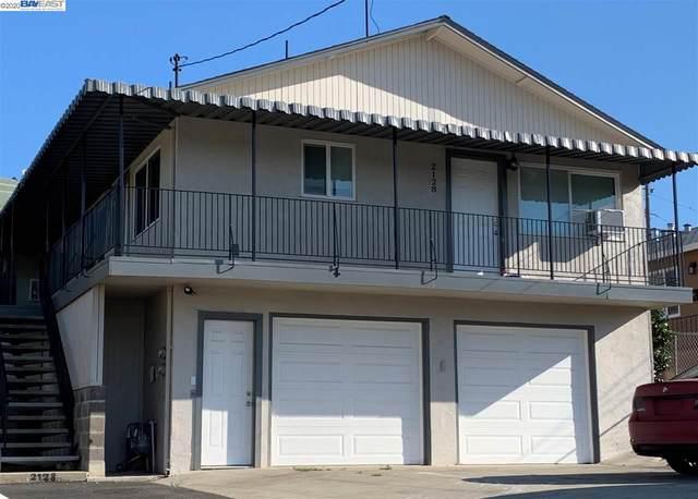 2132 Regent Way, Castro Valley, CA 94546 (#BE40920619) :: RE/MAX Gold