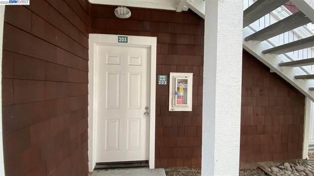 203 Marina Lakes Drive, Richmond, CA 94804 (#BE40920652) :: The Realty Society
