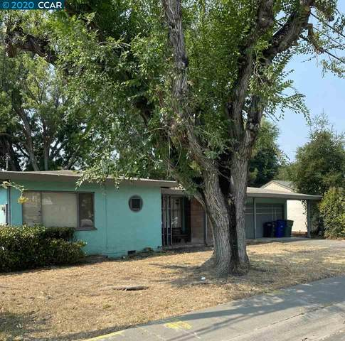3255 Meadowbrook Dr, Concord, CA 94519 (#CC40918959) :: The Sean Cooper Real Estate Group