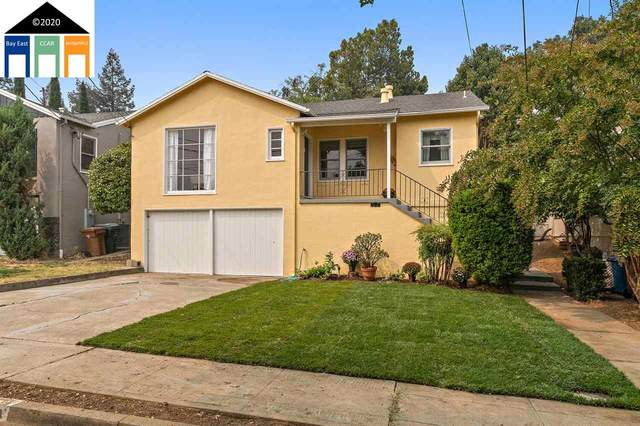 2710 Marion Terrace, Martinez, CA 94553 (#MR40920761) :: Strock Real Estate
