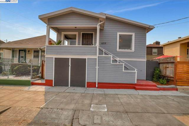 6319 Herzog St, Oakland, CA 94608 (#BE40919588) :: The Sean Cooper Real Estate Group
