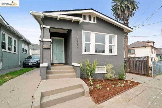 4609 Market St, Oakland, CA 94608 (#EB40920688) :: RE/MAX Gold