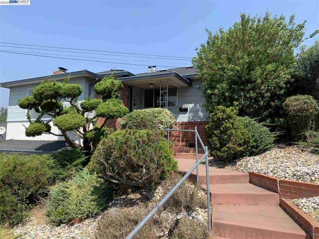 5214 Seaview Ave, Castro Valley, CA 94546 (#BE40920799) :: Live Play Silicon Valley