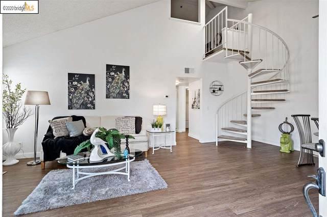 25595 Compton Ct 102, Hayward, CA 94544 (#EB40920836) :: The Sean Cooper Real Estate Group