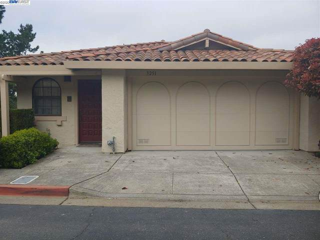 3251 Guillermo Pl, Hayward, CA 94542 (#BE40920852) :: The Realty Society