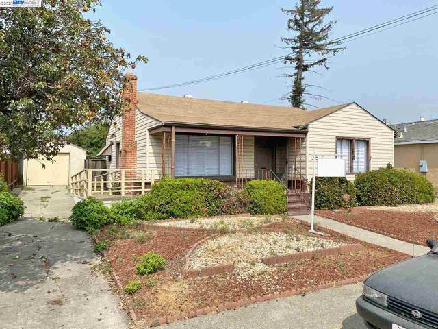 14964 Western Ave, San Leandro, CA 94578 (#BE40920861) :: The Sean Cooper Real Estate Group