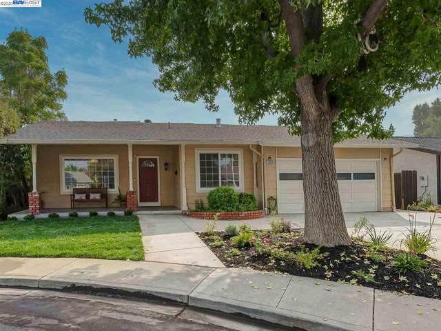 1865 Rosetree Ct, Pleasanton, CA 94566 (#BE40920437) :: The Sean Cooper Real Estate Group