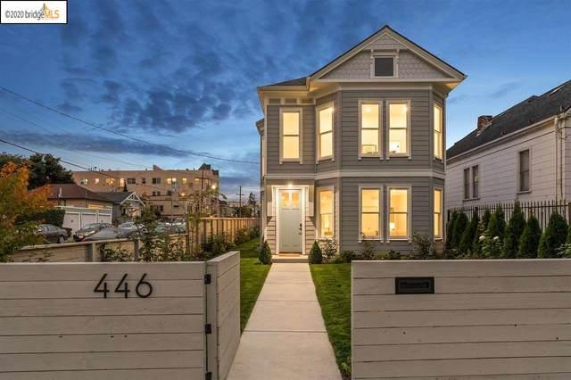 446 38th Street, Oakland, CA 94609 (#EB40920893) :: RE/MAX Gold
