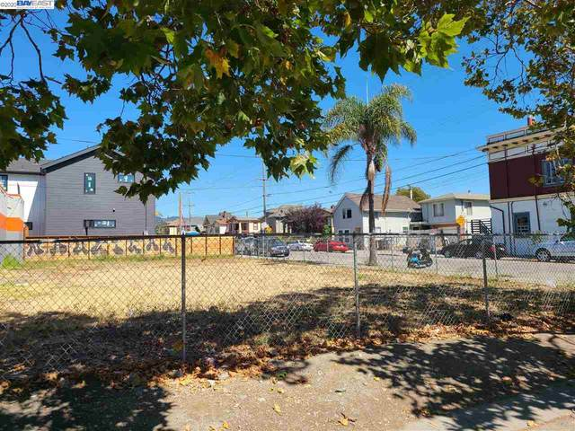 6500 San Pablo Ave, Oakland, CA 94608 (#BE40920915) :: The Realty Society