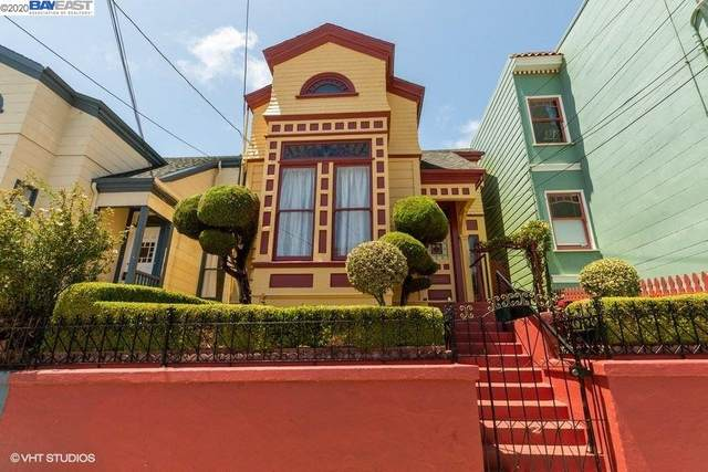 1328 York St, San Francisco, CA 94110 (#BE40920962) :: Robert Balina | Synergize Realty