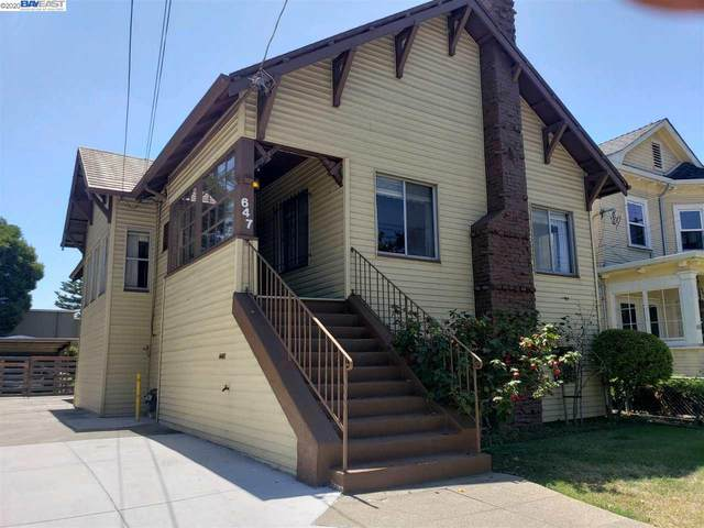 647 54Th St, Oakland, CA 94609 (#BE40920971) :: The Sean Cooper Real Estate Group