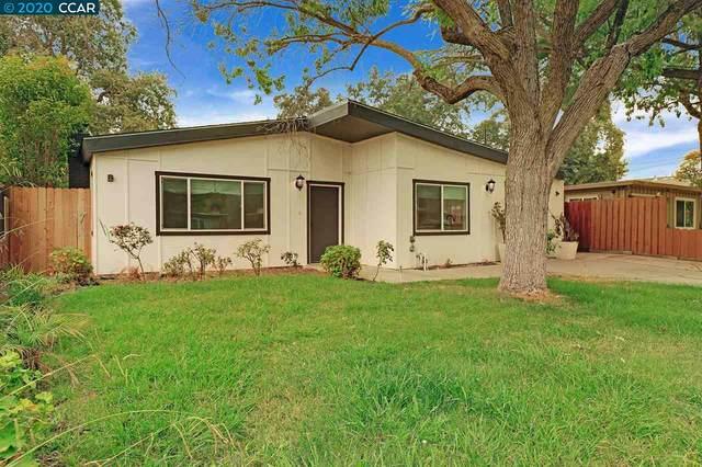 142 Diablo Ct, Pleasant Hill, CA 94523 (#CC40920972) :: Real Estate Experts