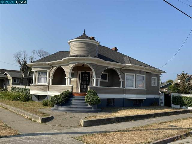 203 S 13Th St, Richmond, CA 94804 (#CC40921000) :: The Sean Cooper Real Estate Group