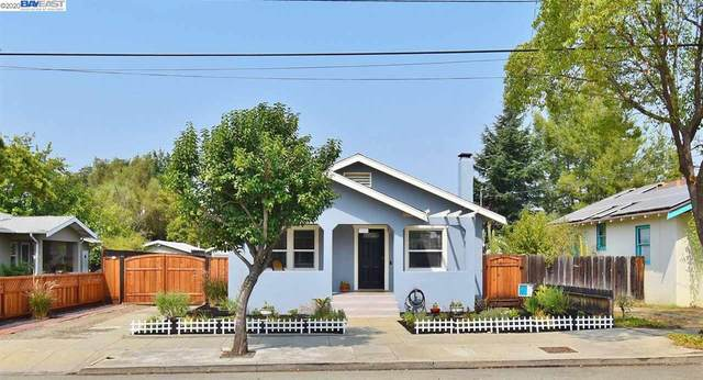 1962 Park Street, Livermore, CA 94551 (#BE40921010) :: The Realty Society