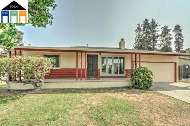22570 Thelma St, Hayward, CA 94541 (#MR40921024) :: Strock Real Estate