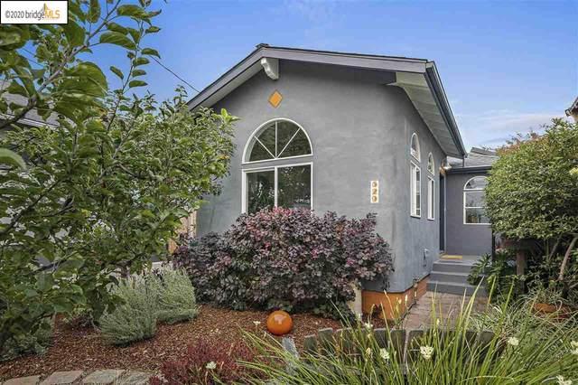 529 Cornell Avenue, Albany, CA 94706 (#EB40921097) :: Real Estate Experts