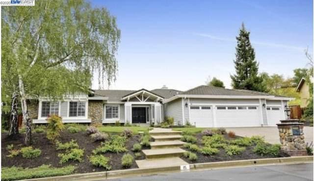 15 Hidden Crest Ct., Danville, CA 94506 (#BE40921114) :: Strock Real Estate