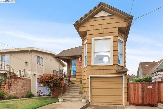1041 Taylor Ave, Alameda, CA 94501 (#BE40921115) :: RE/MAX Gold