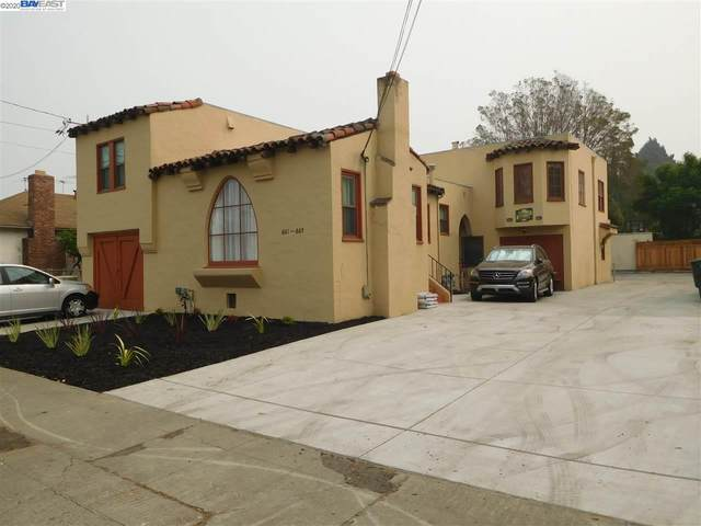 665 Dutton Ave., San Leandro, CA 94577 (#BE40921120) :: RE/MAX Gold