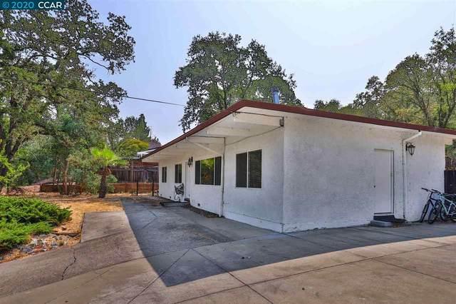3091 Walnut Blvd, Walnut Creek, CA 94596 (#CC40919737) :: The Kulda Real Estate Group