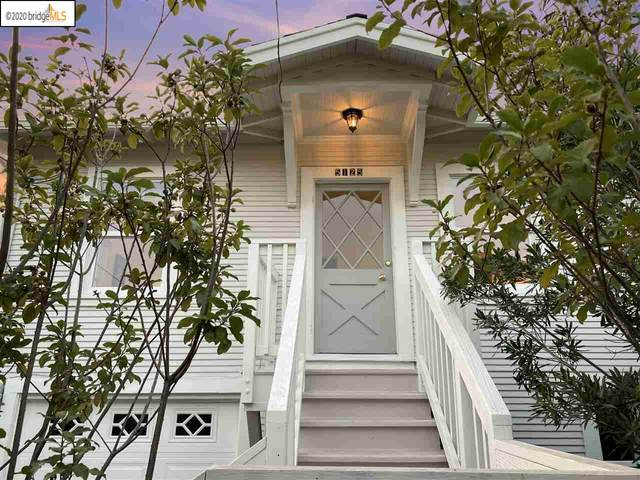 5125 Lawton Ave, Oakland, CA 94618 (#EB40921156) :: Real Estate Experts