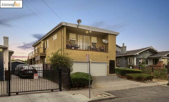 1229 62nd Ave, Oakland, CA 94621 (#EB40921128) :: RE/MAX Gold