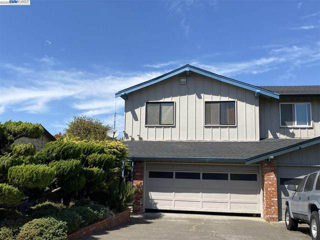 2813 Bayview Dr, Alameda, CA 94501 (#BE40920627) :: RE/MAX Gold