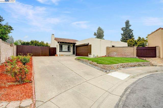 41084 Corriea Ct, Fremont, CA 94539 (#BE40921234) :: The Sean Cooper Real Estate Group