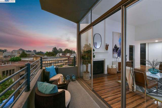 5340 Broadway Terrace Suite 608, Oakland, CA 94618 (#BE40921238) :: RE/MAX Gold