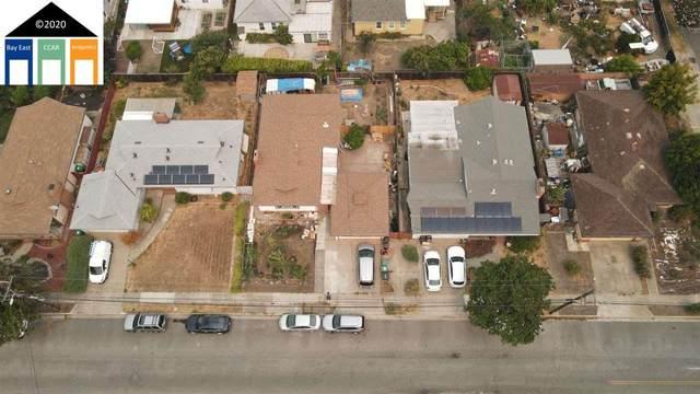 1147 Gomer St, Hayward, CA 94544 (#MR40920870) :: The Realty Society