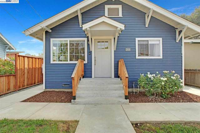 260 H St, Fremont, CA 94536 (#BE40920806) :: The Realty Society