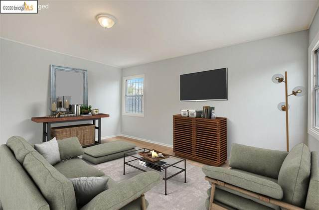 1430 71St Ave, Oakland, CA 94621 (#EB40921270) :: The Goss Real Estate Group, Keller Williams Bay Area Estates