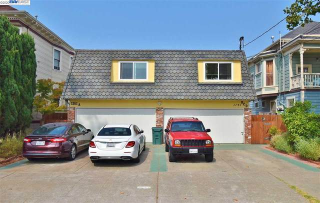 1151 Park Ave, Alameda, CA 94501 (#BE40921281) :: Real Estate Experts
