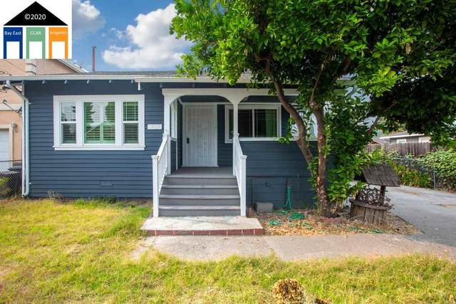 1114 Oakview Ave, Hayward, CA 94541 (#MR40921286) :: RE/MAX Gold