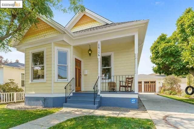 1416 Neilson Street, Berkeley, CA 94702 (#EB40921306) :: RE/MAX Gold