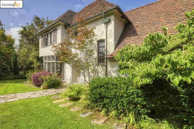191 Estates Dr, Piedmont, CA 94611 (#EB40921313) :: The Realty Society