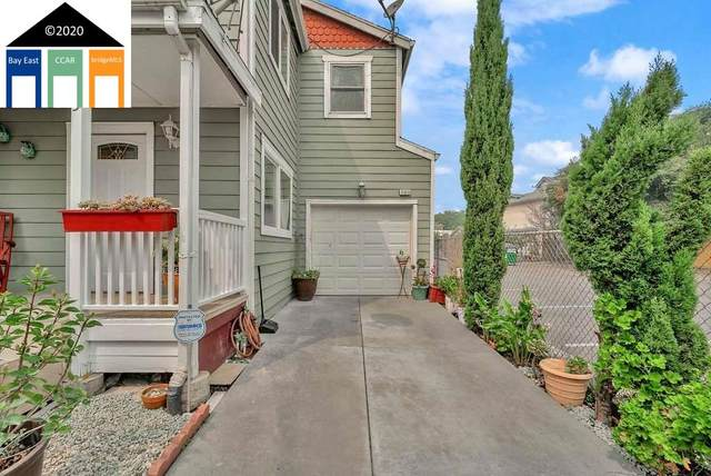 723 Peralta St, Oakland, CA 94607 (#MR40921343) :: The Sean Cooper Real Estate Group