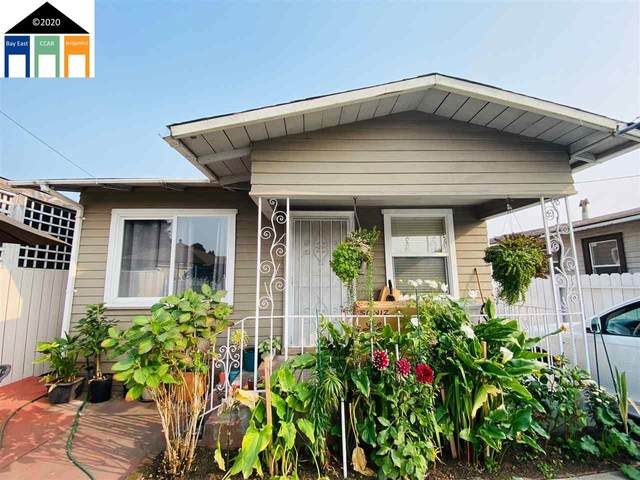 1220 71st Ave, Oakland, CA 94621 (#MR40921362) :: The Realty Society