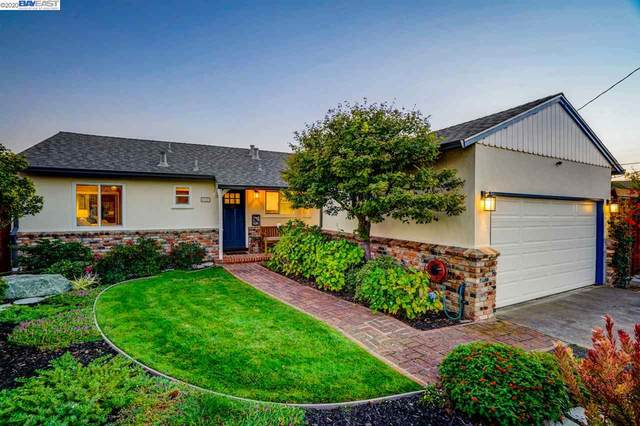 2430 Crestview Ct, San Leandro, CA 94578 (#BE40921408) :: The Realty Society